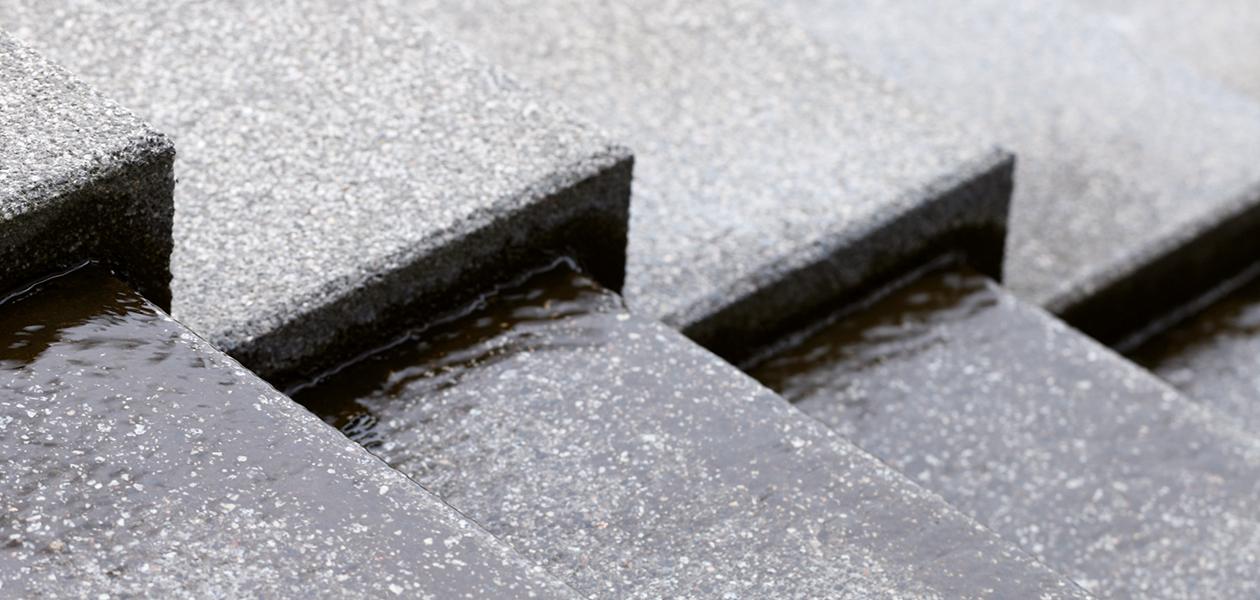 Ligne d'eau – Fabrication spéciale