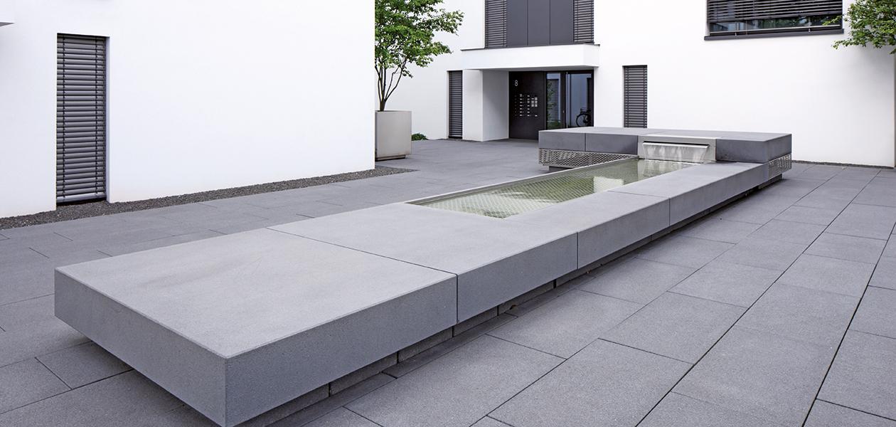 Fontain – Fabrication spéciale